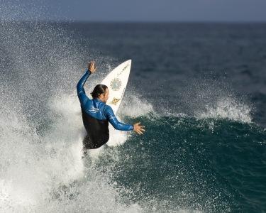 Baptismo de Surf