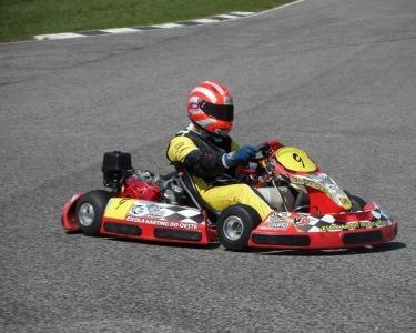 Condução de Kart 270cc para 2