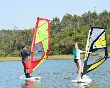 Baptismo Windsurf | 2 Pessoas | Lagobi