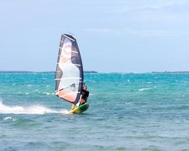 Baptismo Windsurf | 1 Pessoa | Lagobi