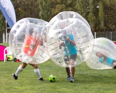 Bubble Football a 2
