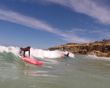 Aula de Surf na Ericeira para 2