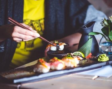 Love Lisbon | Sushi, Temaki e Caipirinha
