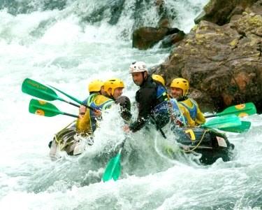 Rafting a 2