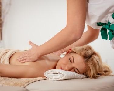 Massagem Tradicional Corpo Inteiro   Centro de Estética Éden