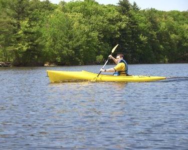 Aluguer de Kayak