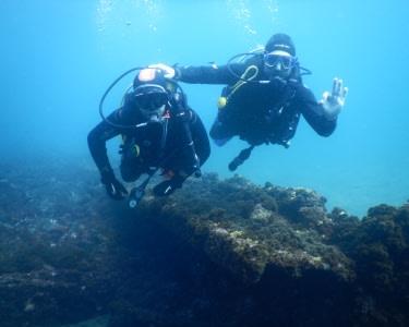 Mergulho de Barco e Equipamento para 2