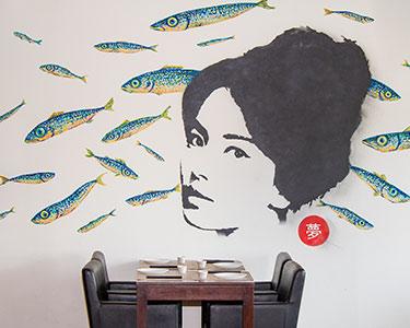 Pé na Poça | Top Sushi