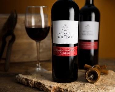 Prova de Vinhos para 2 com Tapas e Garrafa de Vinho | Quinta do Gradil