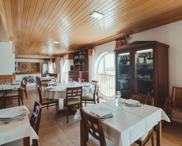 Hotel Quinta dos Cedros - Restaurante | Tábua de enchidos