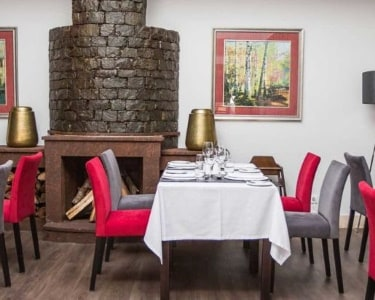Casas Novas Countryside Hotel Spa & Events - Restaurante | Vale Gourmet