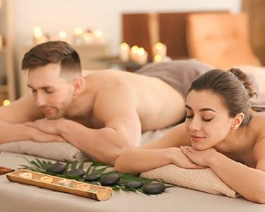Massagem Relaxante ao Corpo Inteiro para 2   Lumiar