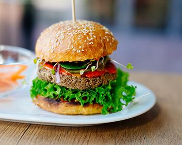 Al.ma   Hambúrgueres Vegetarianos e Sumos Naturais