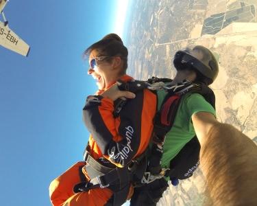 Salto Tandem | 3000m