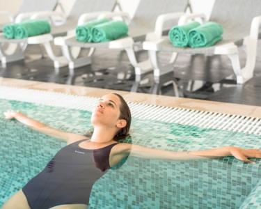 Hidroterapia, Esfoliação e Massagem Podal a 2 | Spa Adão e Eva - Eden Resort Algarve
