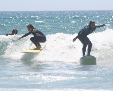 Surf a 2 | Aula em Grupo