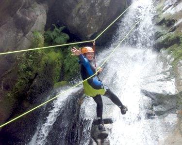 Canyoning e Lanche para 2 pessoas | Viana do Castelo e Porto