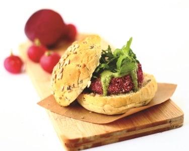 Deliciosos Hambúrgueres Vegetarianos | 2 Pessoas | Vegana Burgers