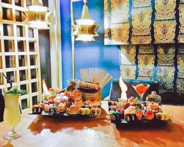 Velvet | Sushi e Sobremesa com Vinho do Porto