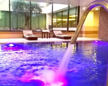 Circuito Hidroterapia, Esfoliação e Reflexologia | Satsanga Spa