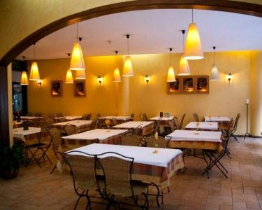 Restaurante Alfarroba | Delícias Vegetarianas