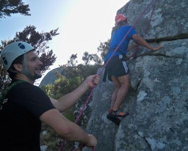 Escalada, Rappel e Via Cordata | 2 Pessoas - 2h | Sportnatura