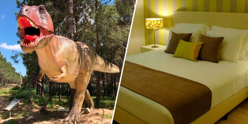 Hotel Dom Lourenço - Lourinhã | Estadia com Opção Dino Parque