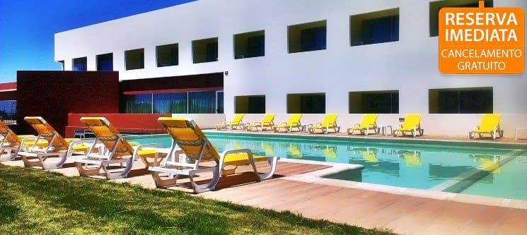Monte Filipe Hotel & Spa 4* - Alentejo | Noites c/ Opção de Massagem
