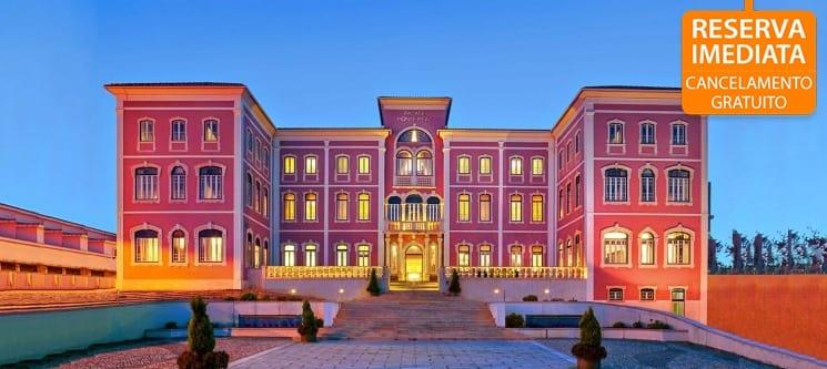 Palace Hotel Monte Real 4* - Leiria | Noite & Circuito de Spa
