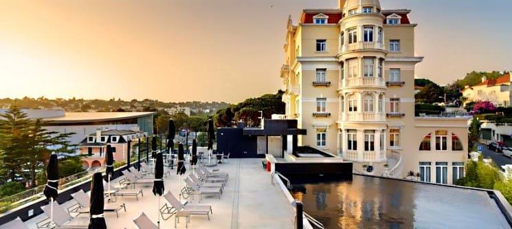 Boutique Hotel Inglaterra 4* - Estoril | Noite de Romance & Charme