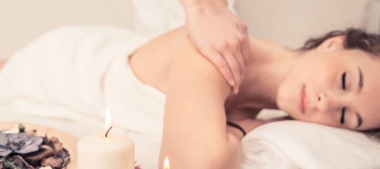 Massagem de Relaxamento c/ Óleos Essenciais   30 Minutos   Montijo