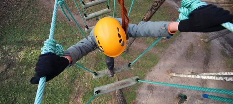 Arborismo Adventure Park para 2 | Circuito das Descobertas - Pinhal da Paiã | Odivelas