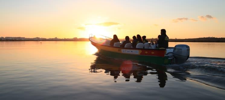 Passeio de Barco até às Grutas de Benagil, Lagos ou Silves | Exclusividade da Embarcação para 11 Pessoas