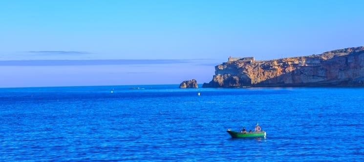 Passeio de Barco por 2 Destinos da Costa Oeste   Peniche + Nazaré ou Ericeira   2 Pessoas