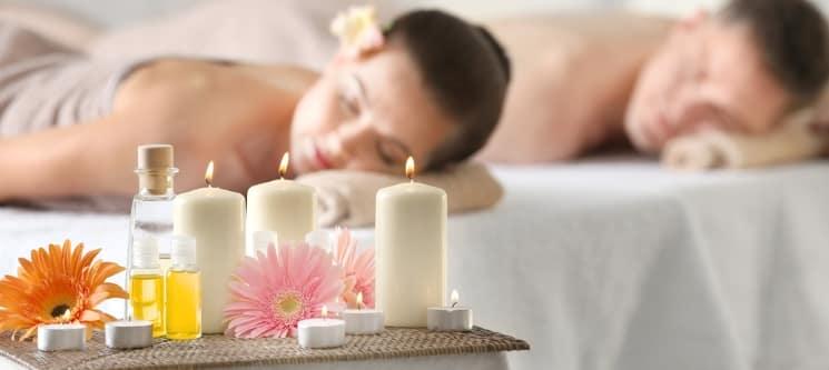 Mundo de Bem-Estar: Massagem de Relaxamento a Dois | 25 Minutos | Palmela