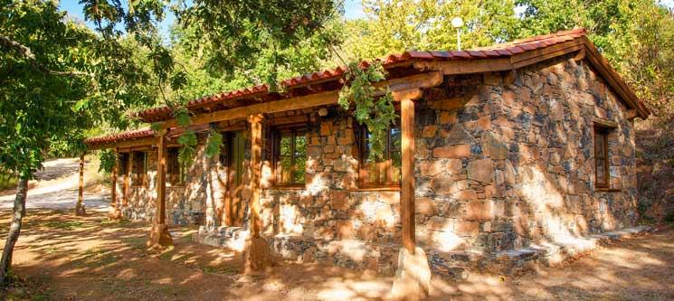 Cepo Verde - Bragança | 2 ou 3 Noites Românticas em Bungalow