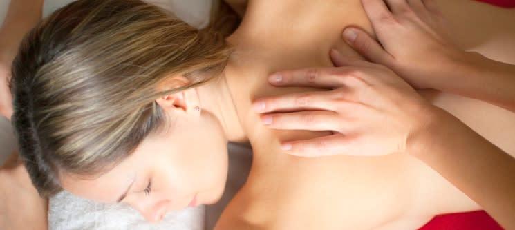 O Toque que Cura! Massagem Tui Na Relax ou Terapêutica   1h   Clín. Doutora Chinesa - Saldanha