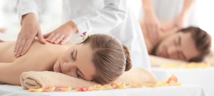Massagem de Pedras Quentes a Dois | DivaSpa Barreiro | 55 Min. de Descontracção!