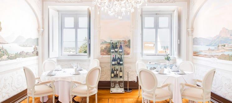 Dona Maria | Jantar Romântico c/ Vista Deslumbrante de Sintra para Dois