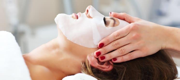 Spa de Rosto - 9 Passos: Limpeza de Pele c/ Extracção & Massagem! Halonature® Pinhal Novo