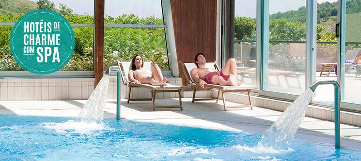 Hotéis de Charme com Spa | 50 Estadias à escolha