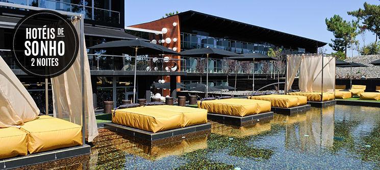 Hotéis de Sonho 2 Noites | 50 Estadias à escolha
