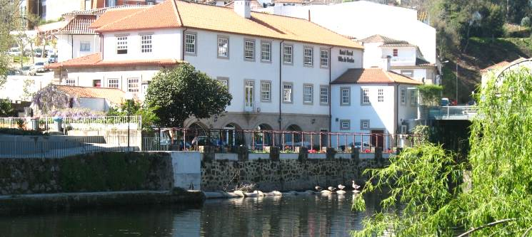 Hotel Rural Villa do Banho | 1 ou 2 Noites nas Termas de São Pedro do Sul