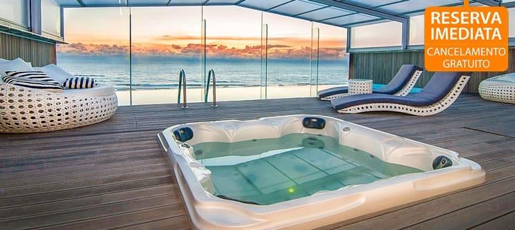 Maçarico Beach Hotel 4* | Noites & Spa Panorâmico c/ Opção de Massagens