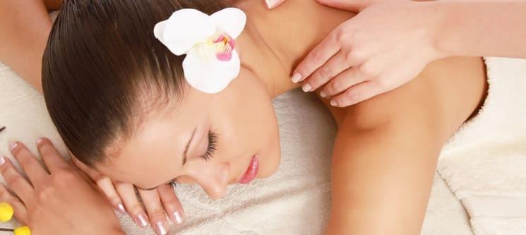 Massagem Relaxamento Aroma de Lótus | 40 Minutos | Antas