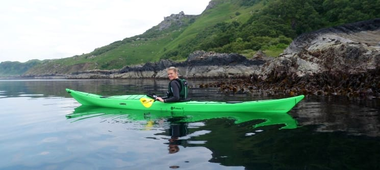 Baptismo de Kayak de Mar | 2 Horas de Aventura Aquática em Vila Nova de Milfontes - Alentejo