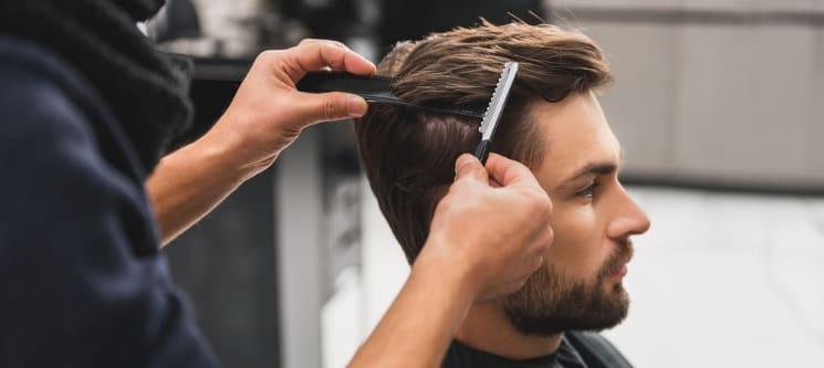 Uma Inspiração Masculina! Corte de Cabelo p/ Homens | Secret Look - Lisboa