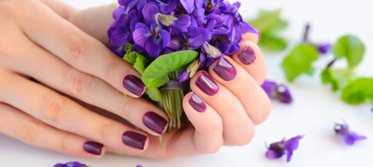 Unhas Bonitas & Cuidadas! Manicure & Aplicação de Unhas de Gel | Secret Look - Bairro Azul