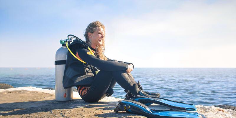 PADI Open Water Diver | Curso de Mergulho Inicial - Arrábida