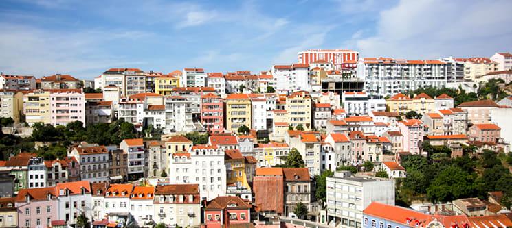 Hotel D. Luís - Coimbra | 1 ou 2 Noites Românticas com Vista Mondego